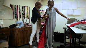make your own elegant gown no sewing skills youtube