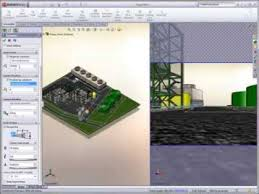 plant layout editor free download process and plant design with solidworks 3d cad solutions youtube
