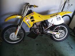 suzuki rm 125 rm125 ja yz85 125 cm 1993 tornio motorcycle
