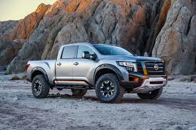 lifted nissan car naias 2016 nissan titan warrior ready for off road attack