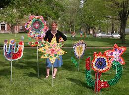 Recycled Garden Art Ideas - recycled garden art projects best idea garden