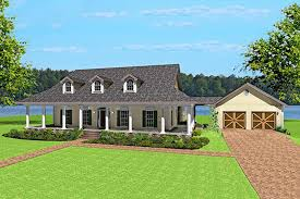 Modifying House Plans by Country Style House Plan 4 Beds 2 50 Baths 2452 Sq Ft Plan 44 174