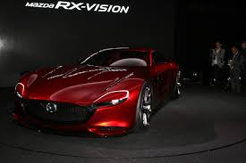 mazda new model expect mazda to bring rotary powered concept at the 2017 tokyo