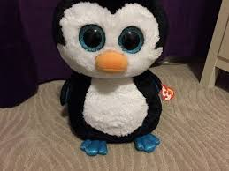beanie boo u0027s collection waddles penguin