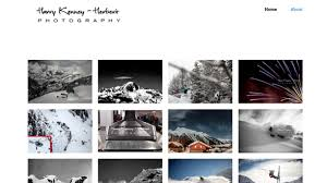 Photography Portfolio Portfolio Photography Websites And Themes