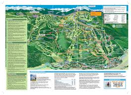 Colorado Trail Maps by Vail Skimap Org