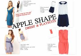 dresses for apple shape apple shape finding the fit