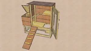 Small Chicken Small Chicken Coop Design For Bantam Breeds Youtube