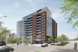 river west apartment plan looks to increase unit count add public