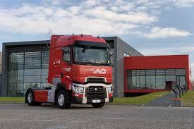 siege social norbert dentressangle 530 véhicules renault trucks pour norbert dentressangle