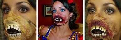 zombie cinderella tutorial zombie snow white makeup tutorial halloween costume ideas