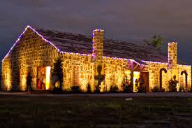 largest gingerbread house for charity gets us in the christmas