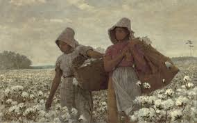 W Homer Artist by The Cotton Pickers Lacma Collections