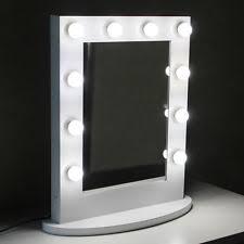 Tabletop Vanity Mirrors With Lights Lighted Vanity Mirror Ebay