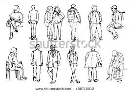 human sketch stock images royalty free images u0026 vectors