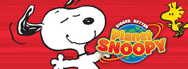 thrills bigger planet snoopy coming