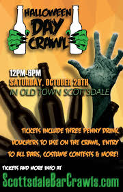 halloween photo contests halloween day crawl sat oct 28th in scottsdale tickets sat