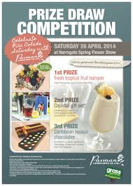 Win With Flower by Competition Time With Paxman And Harrogate Flower Show Paxman