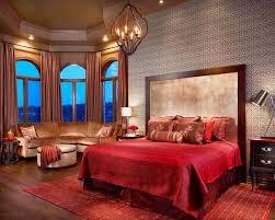chambre romantique moderne