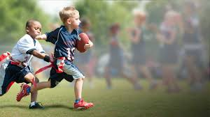 Flag Football Set For Adults Upward Flag Football League Rules
