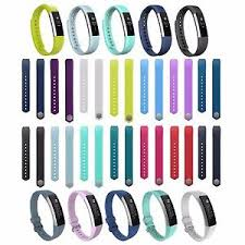bracelet bands ebay images Replacement silicone band strap wristband bracelet for fitbit alta jpg