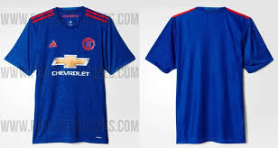 Baju M U Adidas all 3 new manchester united 2016 17 kits released