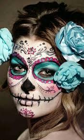 sugar skull costume 40 sugar skull makeup ideas costumes