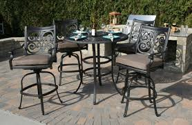 Patio Table Glass Top Patio U0026 Pergola Aluminum Patio Bar Set Designs And Colors Modern