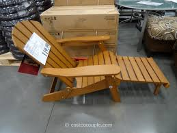 Adirondack Chair With Ottoman Adirondack Chair With Ottoman