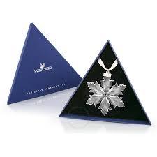 swarovski snowflake 2014 annual edition ornament 5059026