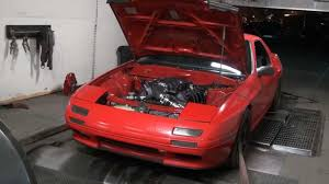 fc rx7 ls1 swapped rx7 fc 365whp dyno runs youtube