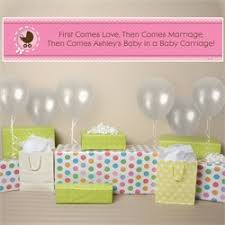 baby shower banner ideas creative baby shower decorations my practical baby shower guide