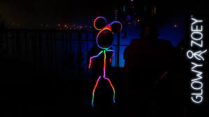 Halloween Lights For Sale Led Halloween Costume Version 2 0 Minnie Mouse Edition For Glowy