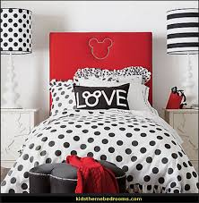 Minnie Mouse Single Duvet Set Decorating Theme Bedrooms Maries Manor Mickey Mouse Bedroom