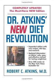 dr atkins u0027 new diet revolution by robert c atkins