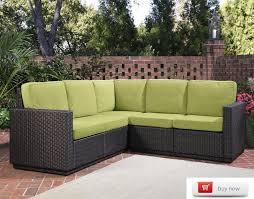 patio furniture for small balconies semi circle outdoor couch
