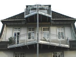 stahlbau balkone thom metall und maschinenbau gmbh thom metall und maschinenbau