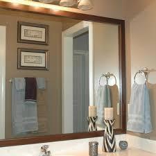 bathroom mirror frames bathroom vanity mirror frame custom