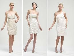 short wedding reception bridal dresses