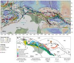 Plate Tectonics Map Earthquake Report Solomon Islands Jay Patton Online