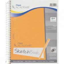 mead sketch pad 70 sheet rite aid
