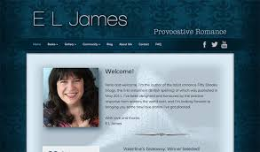 websites for the top 10 best selling authors of 2012 websites for