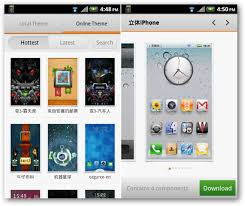 Themes For Mihome Apk | miui home screen replacement app for android devices