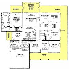 4 bedroom country house plans pictures country house plans with open floor plan homes 4 bedroom