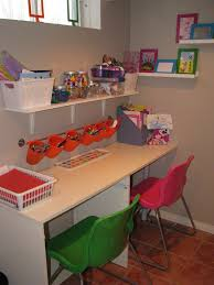 kids craft rooms