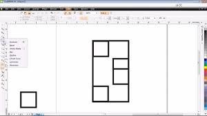 desain rumah corel desain denah rumah dengan coreldraw x4 youtube