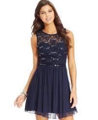 speechless juniors u0027 sequin lace dress dresses juniors macy u0027s