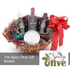 olive gift basket gift packages archives the spicy olive