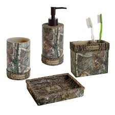 Lodge Bathroom Accessories by Outdoor Life U0026 Cabin Bathroom Decor