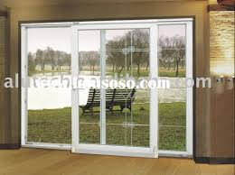glass sliding doors exterior home interior design
